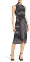 Cooper St Women's Stripe Midi Dress