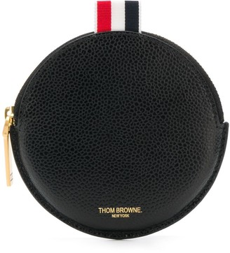 Thom Browne Round Coin Wallet