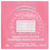 L Occitane Peony Night Mask