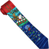 Asstd National Brand Hallmark Fishing Santa Tie