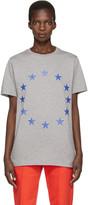 Etudes Grey Europa Stars T-Shirt
