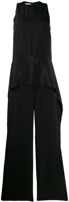 Stella McCartney Draped Fringed Jumpsuit