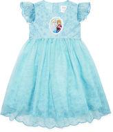 Disney Short Sleeve Frozen A-Line Dress - Toddler