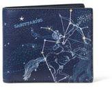 Michael Kors Sagittarius Leather Billfold Wallet