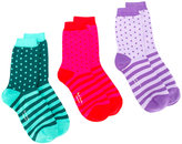 Paul Smith striped sock pack - women - Cotton/Spandex/Elastane/Polyimide - One Size