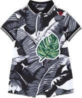 Dolce & Gabbana Botanical garden print shortall