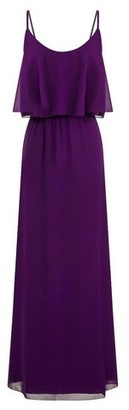 Dorothy Perkins Womens Girls On Film Cold Shoulder Maxi Dress