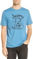 Travis Mathew Men's 'Sorry' Crewneck T-Shirt