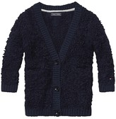 Tommy Hilfiger Th Kids Boucle Cardigan