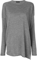 Cividini loose fit jumper - women - Wool - 42
