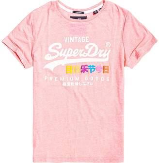 Superdry Short-Sleeved Logo T-Shirt