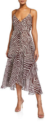 STYLEKEEPERS Moonlit Printed Maxi Dress
