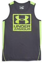 Under Armour Boys' Show Me Sweat Tech Tank - Sizes S-XL