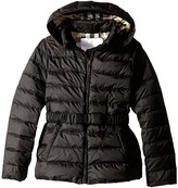 Burberry Janie Puffer Jacket Girl's Coat