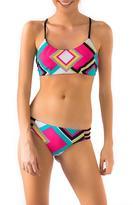 Disenia Reversible Muticolor Bikini