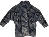 Philipp Plein Grey Denim - Jeans Jacket for Women
