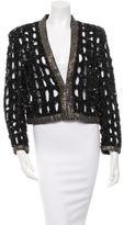 Isabel Marant Sequin-Embellished Jacket