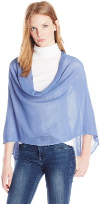 Colourworks Colour Works Women's Mesh Topper Poncho