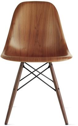 Fine Eames Chair Wood Shopstyle Machost Co Dining Chair Design Ideas Machostcouk