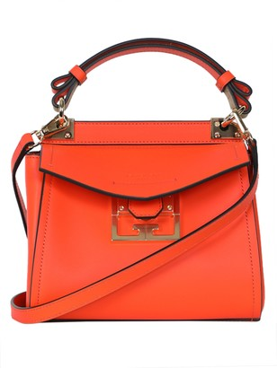 Givenchy Tangerine Mystic Mini Handbag