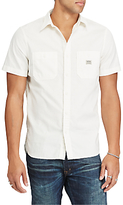Denim & Supply Ralph Lauren Short Sleeve Sport Shirt