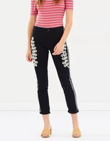 Maison Scotch Slim Boyfriend Jeans