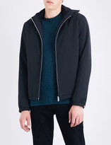 Sandro Hooded shell jacket