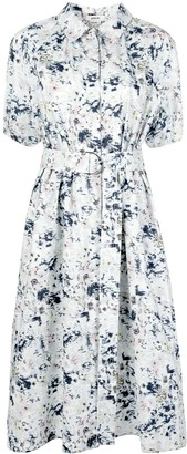 Jason Wu Floral Print Day dress