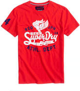 Superdry Men's Athletic Core 54 Logo-Print T-Shirt