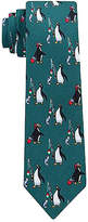 Tommy Hilfiger Penguin Fishing Necktie, Big Boys