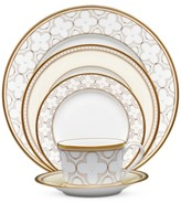 Noritake Trefolio Gold 5-Piece Place Setting