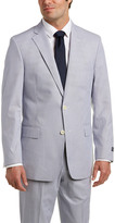 Brooks Brothers Regent Fit Suit With Flat Pant