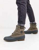 Sorel Cheyanne II boots in gray