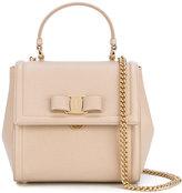 Salvatore Ferragamo satchel bag - women - Calf Leather - One Size