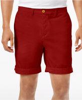 Tommy Hilfiger Custom-Fit Chino Shorts
