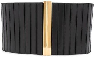 Marni Ribbed Wide Belt