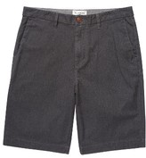 Billabong Toddler Boy's 'Carter' Cotton Twill Shorts