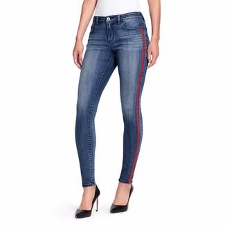 Skinnygirl Women's The Skinny Jean in Injeanious Stretch Denim