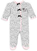 Little Me Girls' Perfect Poodle Footie