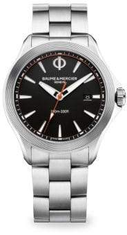 Baume & Mercier Clifton Club 10412 Stainless Steel Watch