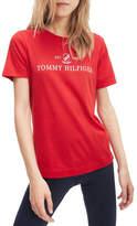 Tommy Hilfiger Kelsey Crew Neck Tee Short Sleeve