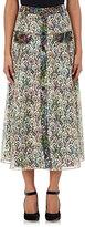 Maison Mayle Women's Lace A-Line Skirt