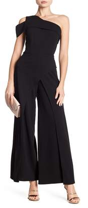 Marina One Shoulder Jumpsuit