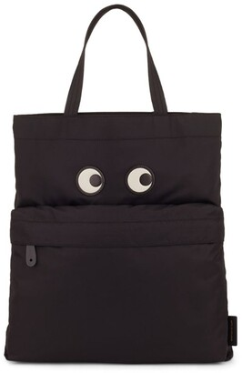 Anya Hindmarch Nylon Eyes Tote Bag