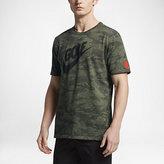 Nike Dry Desert Camo Men's Golf T-Shirt