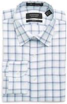 Nordstrom Smartcare(TM) Trim Fit Check Dress Shirt