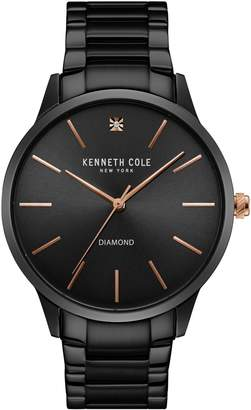 Kenneth Cole New York Genuine Diamond KC15111004 Stainless Steel Watch