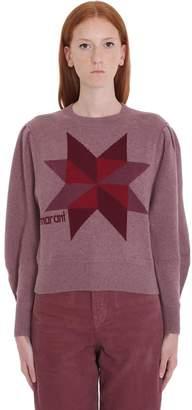 Etoile Isabel Marant Kyall Knitwear In Rose-pink Wool