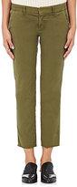Nili Lotan Women's East Hampton Frayed Trousers
