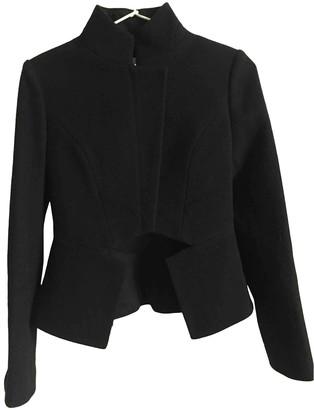 ICB Black Wool Jacket for Women